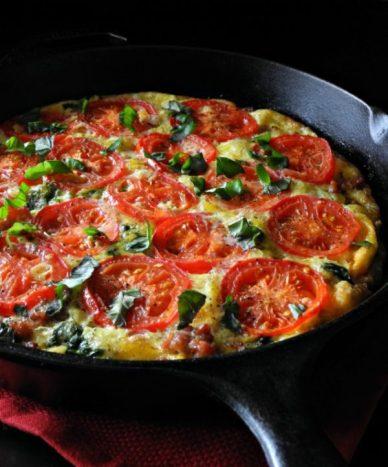 Tomato-basil-Italian-Sausage-Frittata-whole30-paleo-lowcarb-e1447690616658-600x723